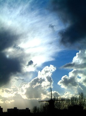 JustLoveWalkingSkyRainClouds-276x369