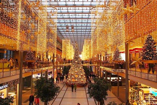 My Best 6 Tips For Pre Christmas Shopping Mall Walking Just Love