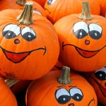 Enjoy Halloween Walking